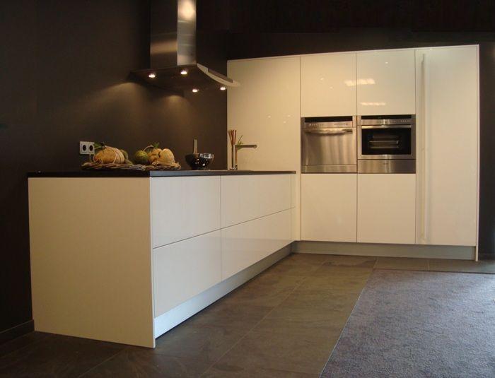 Greeploze Keuken Koelkast : keukenstekoop nl Het grootste keukenaanbod van Nederland
