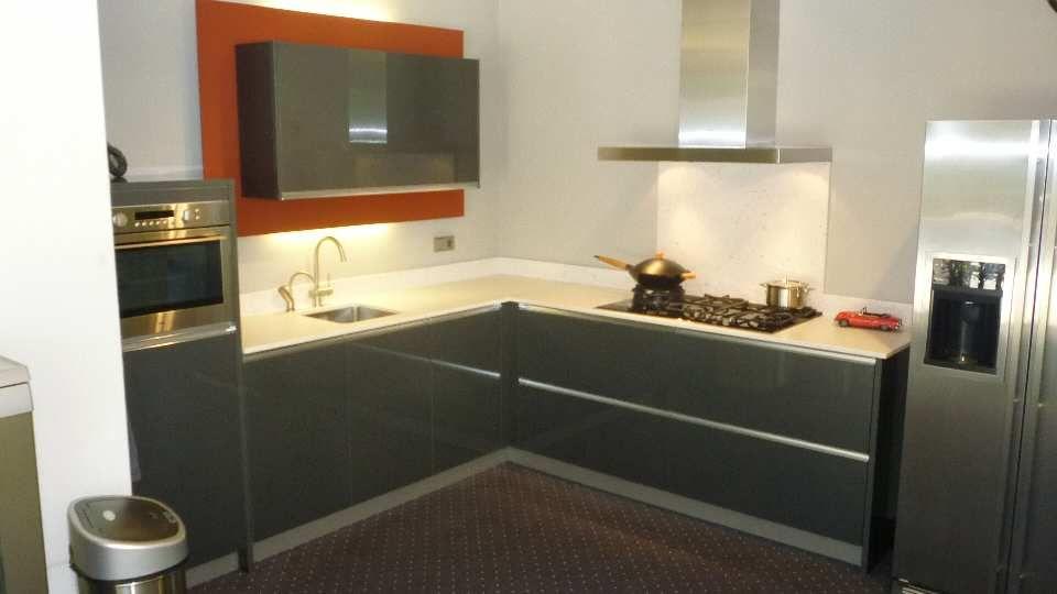 Keuken Met Quooker : keukenstekoop.nl Het grootste keukenaanbod van Nederland Antraciet