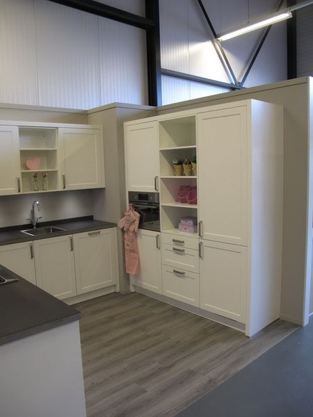 Het grootste keukenaanbod van nederland porto folie gelakt wit 54687 - Model keuken wit gelakt ...