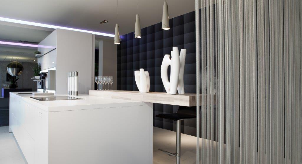 Het grootste keukenaanbod van nederland next 125 keuken in de kleur polar - Kleur voor de keuken ...