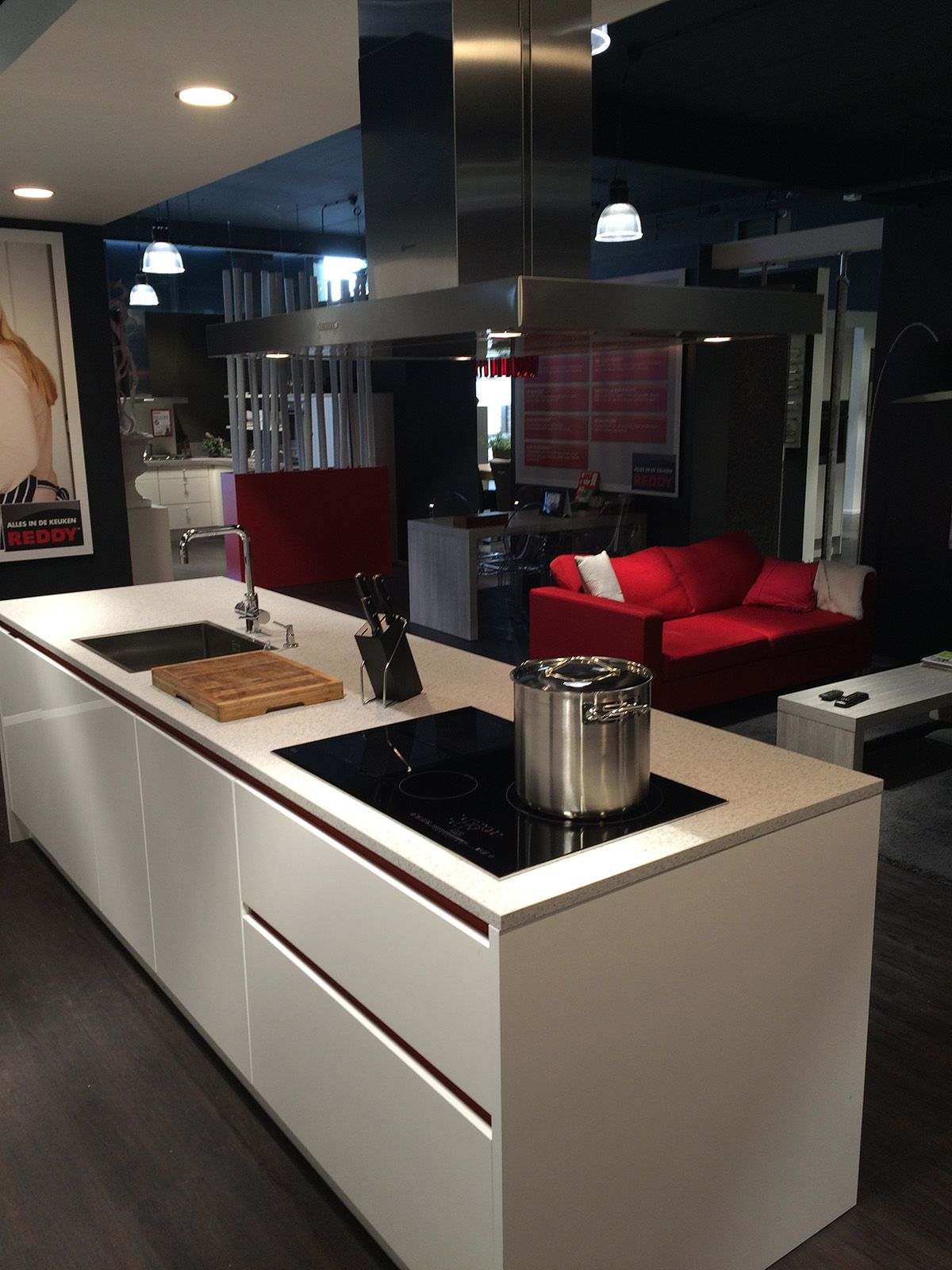 Waterkraan Keuken : .nl Het grootste keukenaanbod van Nederland Eiland keuken [50185