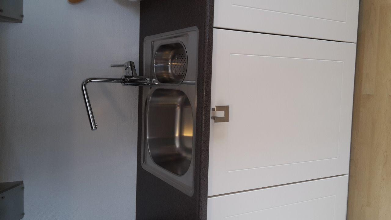 Het grootste keukenaanbod van nederland ballerina modern 53476 - Model keuken wit gelakt ...